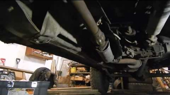 Embedded thumbnail for Установка пламегасителя, Chevrolet Niva